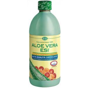 ESI Aloe Vera ESI - šťava s červeným pomarančom, 1 l