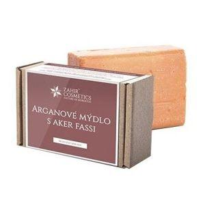 Záhir cosmetics s.r.o. Arganový mydlo s Aker Fassi 75 g