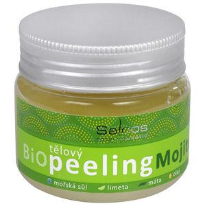 Saloos Bio Telový peeling - Mojito 140 ml