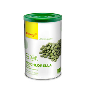 Wolfberry Chlorella BIO tablety 500 tbl (100 g)