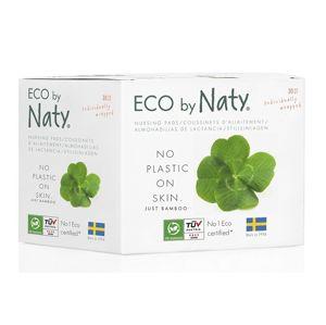 Eco by Naty Dámske ECO prsné vložky Naty pre dojčiace ženy (30 ks)