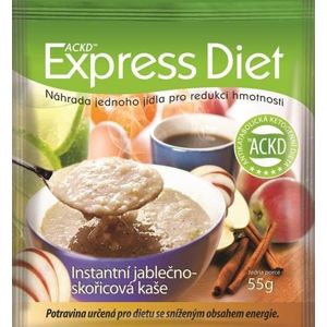 Good Nature Express Diet - instantná kaša Jablko-skořice