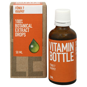 Vitamin Bottle Fénix 7 50 ml