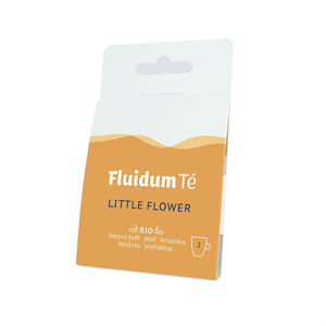 FLUIDUM TÉ Little Flow er BIO 2 x 10 ml