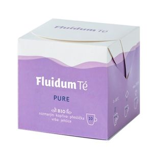 FLUIDUM TÉ Pure BIO 10 x 10 ml