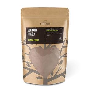 Vitalvibe Guarana prášok BIO 125 g