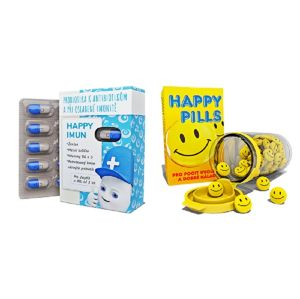 Vetrisol Happy Pills 75 tabliet + Happy Imun 30 tabliet