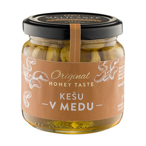 HoneyMix Kešu v mede 250 g