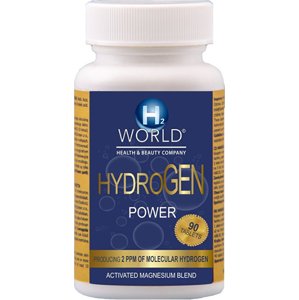 H2 World HydroFX Hydrogen Power 90 tablet