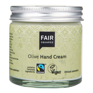 FAIR SQUARED Krém na ruky s olivovým olejom 50 ml ZWP