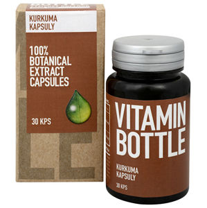 Vitamin-Bottle Kurkuma 30 kapsúl