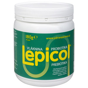 PROBIOTICS INTERNATIONAL LTD. Lepicol prášok 180 g