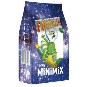 FRUKVIK Minimix FRUKVIK 10 x 10 g - ZĽAVA - KRÁTKA EXPIRÁCIA - 20.12.2020