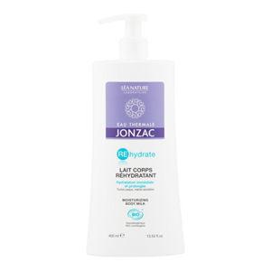 JONZAC Mlieko telové hydratačné REHYDRATE BIO 400 ml