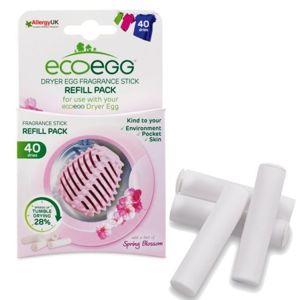 Ecoegg Náplň do vajíčka do sušičky bielizne s vôňou jarných kvetov 4 ks