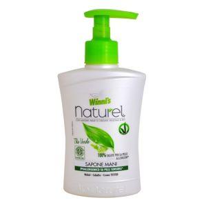 Winni´s NATUREL Sapone Mani The Verde tekuté mydlo so zeleným čajom 250 ml