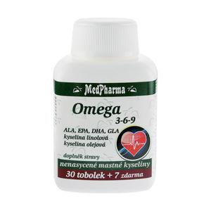 MedPharma Omega 3-6-9 37 tablet