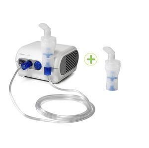 Omron Omron Inhalátor kompresorový C28P + druhá inhalačná súprava