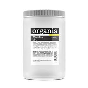 Organis Organis Epsomská soľ 1000 g