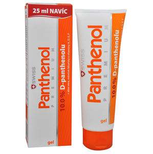 Simply You Panthenol 10% Swiss PREMIUM - gél 100 ml + 25 ml ZADARMO