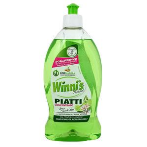 Winni´s Piatti Lime koncentrovaný umývací prostriedok na riad s vôňou limetky 500 ml