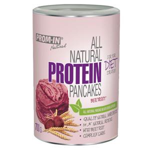 Prom-in All natural proteín pancake 700 g - červená repa -ZĽAVA - KRÁTKA EXPIRÁCIA - 11.12.2020