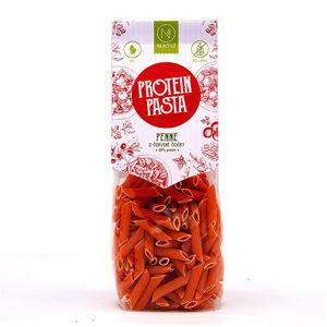Natu Proteín pasta Penne z červenej šošovice BIO 250 g