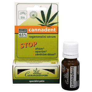 Cannaderm Cannaderm Cannadent sérum 5 ml