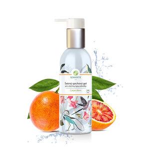 """Semante by Naturalis Šetrný sprchový gél pre všetky typy pokožky """"Carpe diem"""" BIO 200 ml"""