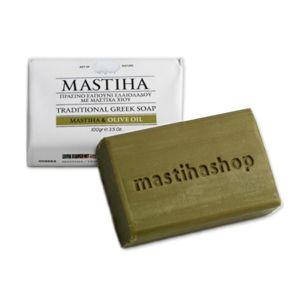 Mastic Life Tradičné grécke mydlo s masticha a olivovým olejom 100 g