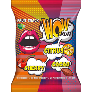 WOW fruit WOW fruit snack kocky 30 g