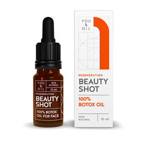 You & Oil You & Oil Beauty Shot 100% Botox oil 10 ml