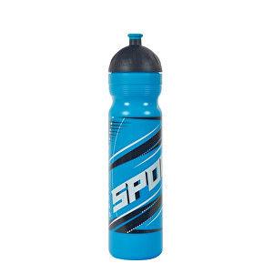 R&B Zdravá fľaša 1 l Sport modrý