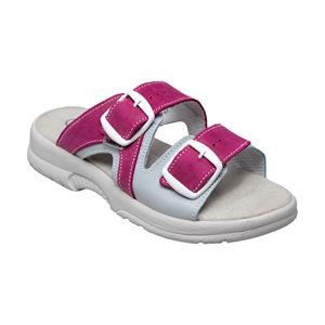 SANTÉ Zdravotná obuv dámska N / 517/55/079/016 / BP ružovo-šedá 39