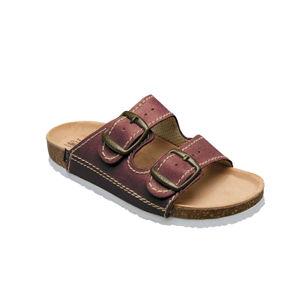 SANTÉ Zdravotná obuv detská D / 202 / C32 / BP bordo 35