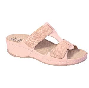 Scholl Zdravo tne obuv - PRIMULA- Pale pink 41