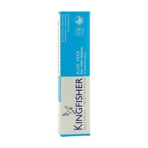 Kingfisher Zubná pasta Kingfisher Aloe, Tea tree & Fenikel 100 ml
